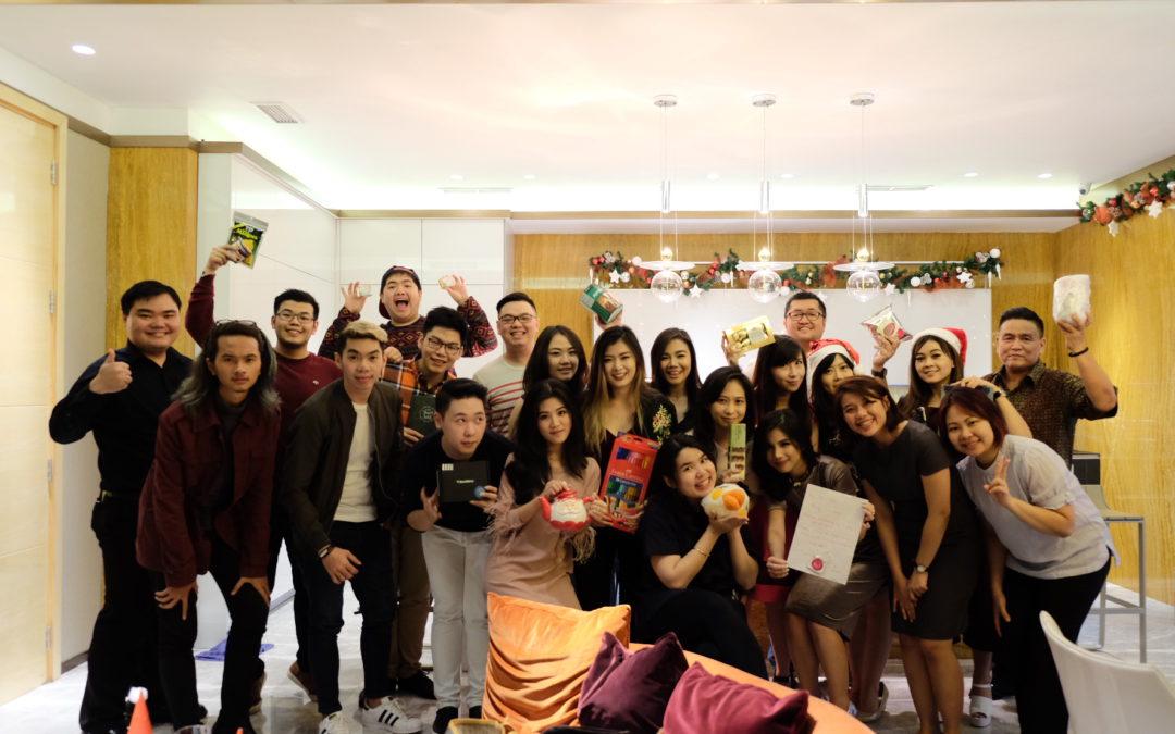 Rayakan Kebersamaan Natal Bersama Selebgram Surabaya