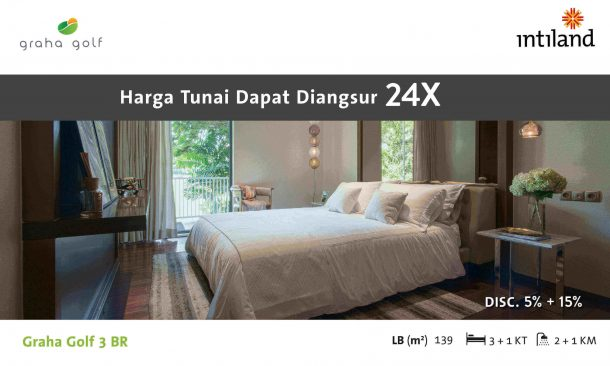 apartment-hotel-modern-office-mall-mewah-surabaya-Webiste-Graha-Golf-Merdeka-Bloom-Graha Golf