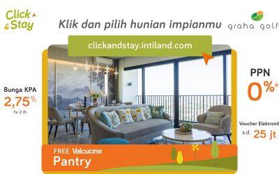 Klik dan Pilih Hunian Impianmu di Surabaya